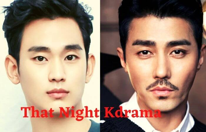 That Night Korean Drama Release Date and Cast