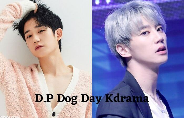 D.P Dog Day Jung Hae In Kdrama 2021