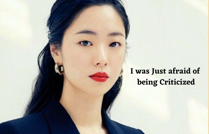 Jeon Ye-bin revealed why she first denied the role of Hong Cha-Young in Vincenzo Cassano