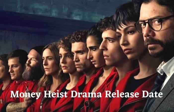 Money Heist Kdrama 2021 Release Date & Cast name & Summary plot