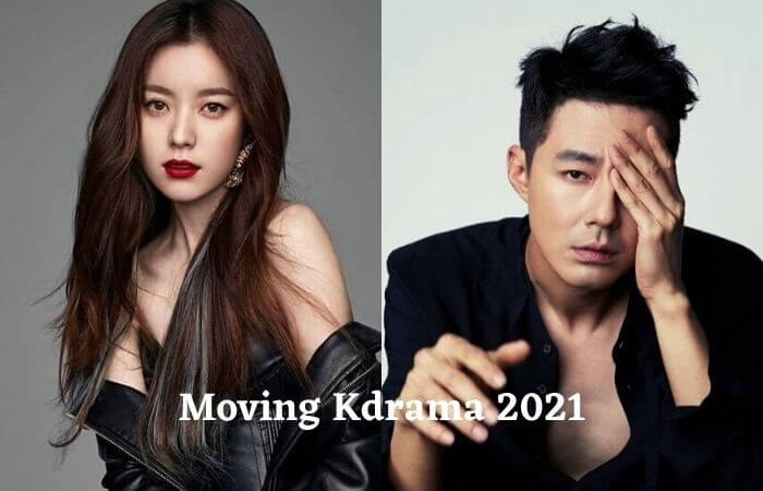 Moving Kdrama By Han Hye Joo 2021 Release Date, Cast Name & Summary Plot