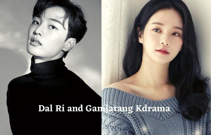Park Gyu Young & Kim Min Jae Kdrama Dal Ri and Gamjatang