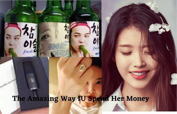 The amazing ways IU spends her money