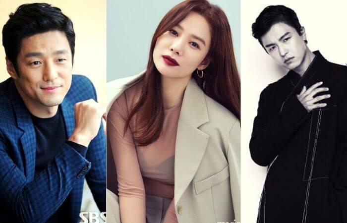 Undercover Korean Drama 2021 Release Date, Cast name & Summary Plot