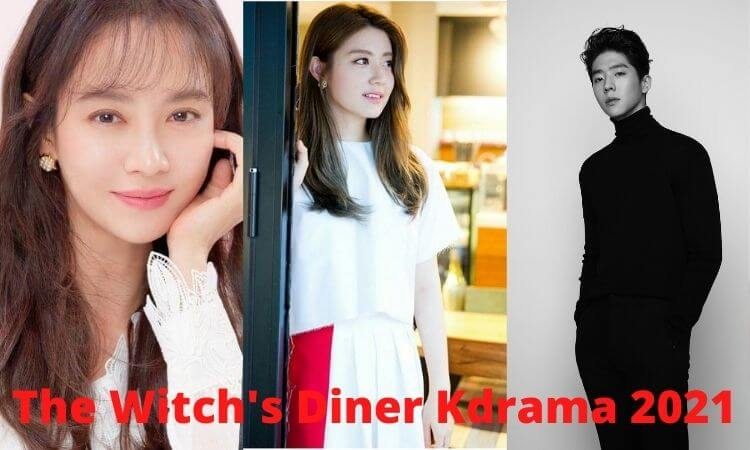 The Witch's Diner Kdrama 2021 Release Date, Cast Name & Summary Plot