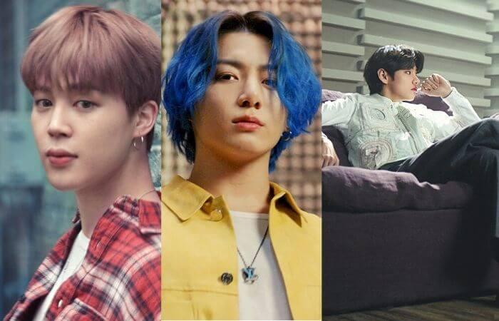 BTS Looks Amazing In Their New Photoshoot For Hyundai 2021 (Hyundai×BTS)