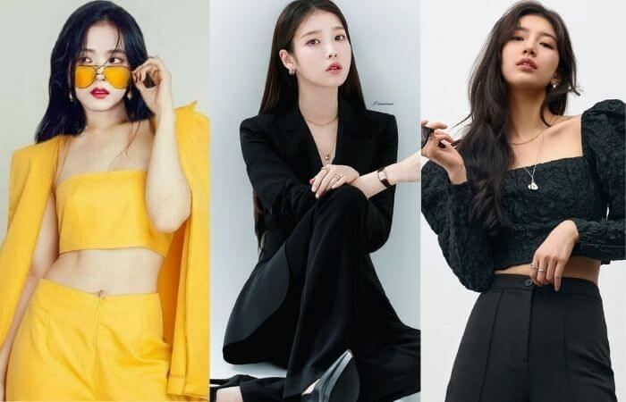 Most Followed & Expensive K-pop girls of All Time 2021