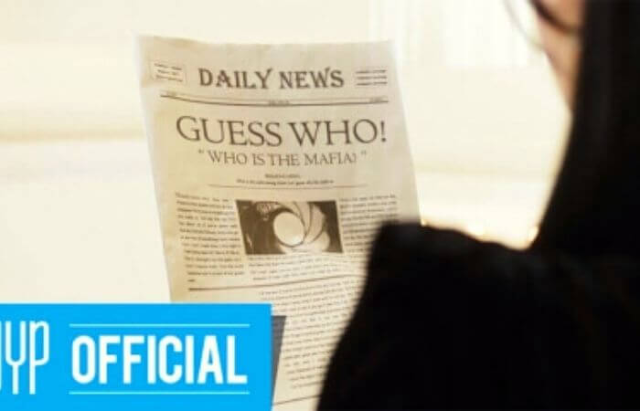 """ITZY, new song'M.P.A. """"Who is the mafia?"""" MV Teaser released..."""