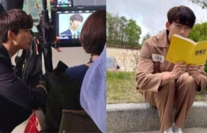'Vincenzo' Ok Taec-yeon, script break mode ON until the end of Drama
