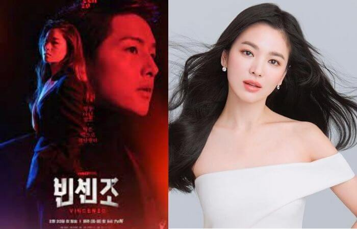 Actress Song Hye Kyo will give a Special Appearance in Last Episode Of Vincenzo