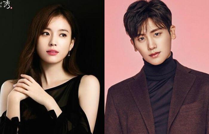 Han Hye Joo & Park Hyun Sik Happiness Kdrama