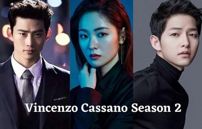 Vincenzo Season 2 Episode 1 Release Date: Vincenzo Season 2 Renewal on Netflix