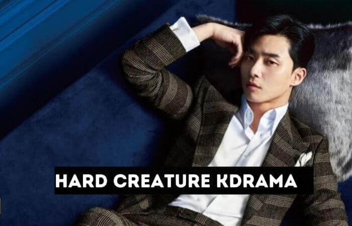 Hard Creature Park Seo Joon Kdrama Release Date, Cast Name & Summary Plot