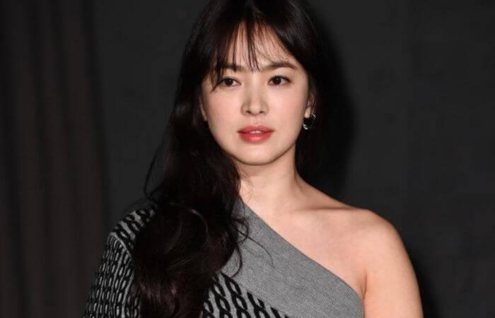 Song Hye Kyo Upcoming Anna Korean Movie