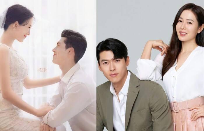 Son Ye-Jin and Hyun Bin (BinJin Couple) Confirmed Marriage in 2021