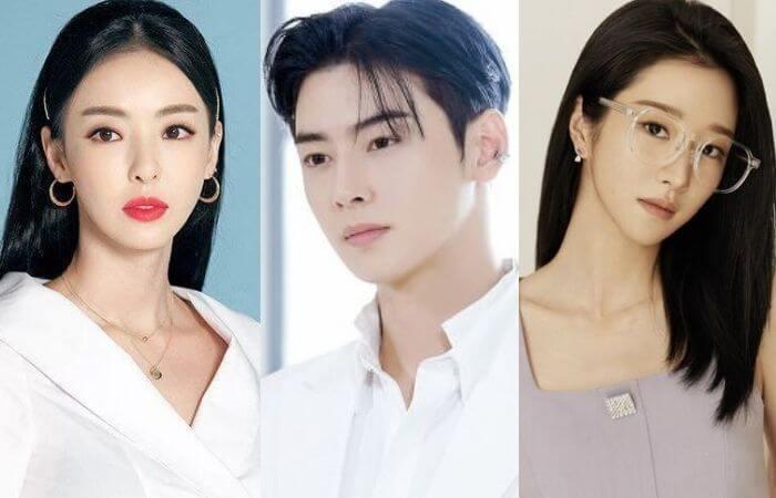 "Seo Ye-Ji will no Longer Play the Role of Cha Eun-woo's Lover In ""Island"" Kdrama"