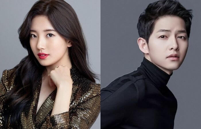 Song Joong Ki and Suzy Bae in Talk To Lead For Upcoming Melodrama 2021