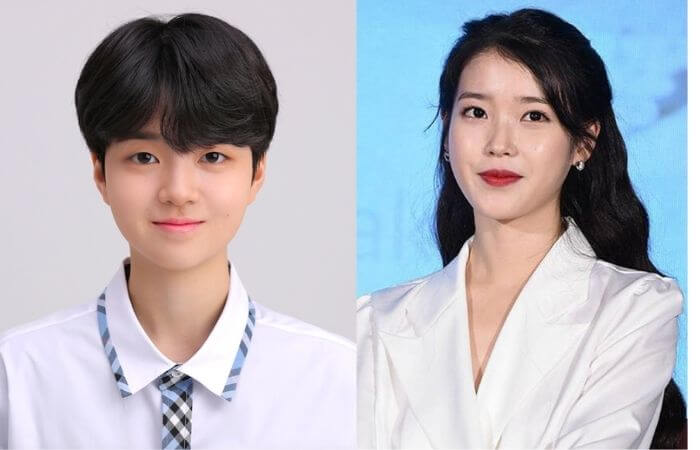 IU Is a Role Model for a Young Rising Singer 'Seogi'