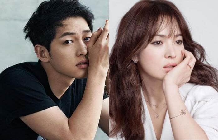 Fierce Conflict Behind Song Joong Ki & Song Hye Kyo Divorce