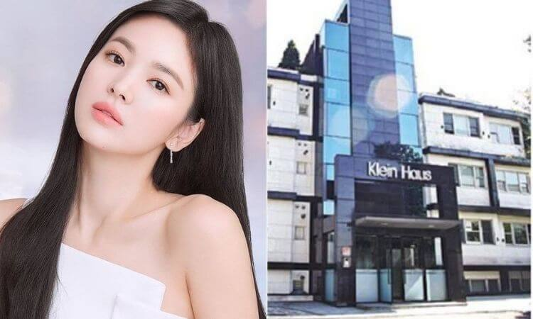 HOT- Actress Song Hye Kyo bought a building in Seoul for $17.5 million!! For Her..