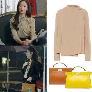 Jeon Yeo-Bin's Fashion As Hong Cha-Young In K-Drama 'Vincenzo'