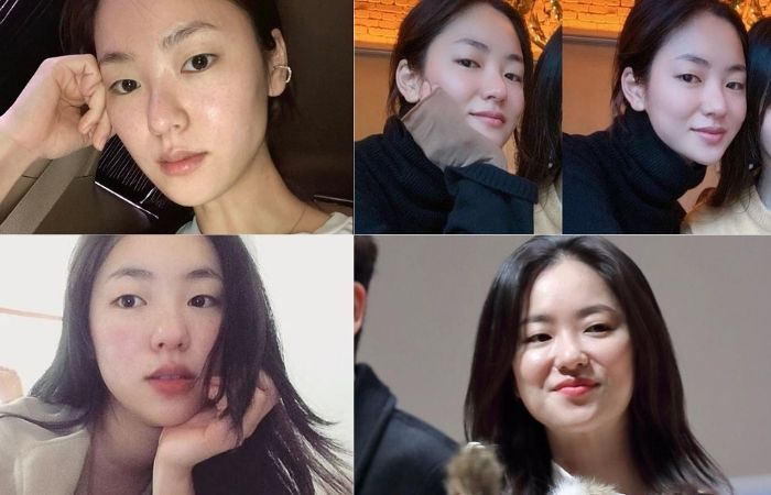 Jeon Yeon-bi was not afraid of Showing her Natural Rustic Skin