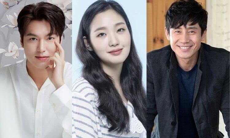 Who is Kim Go Eun dating? Kim Go Eun Boyfriend Lee Min Ho or Shin Ha Kyun