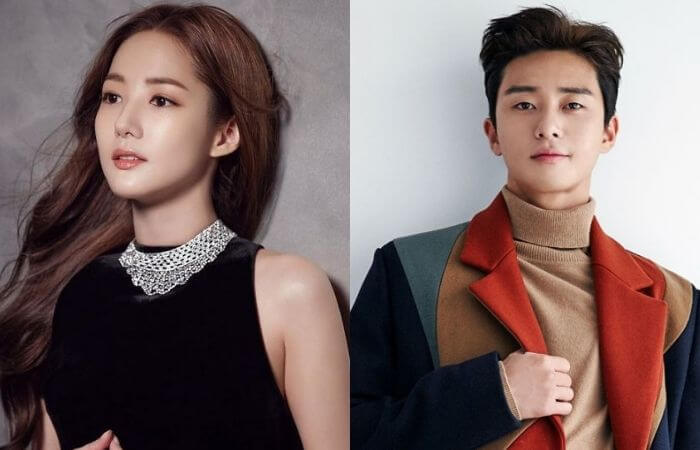 Park Seo Joon Park Min Young Relationship & Dating 2021 Updates