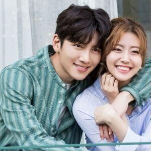Ji Chang Wook and Nam Ji Hyun Relationship