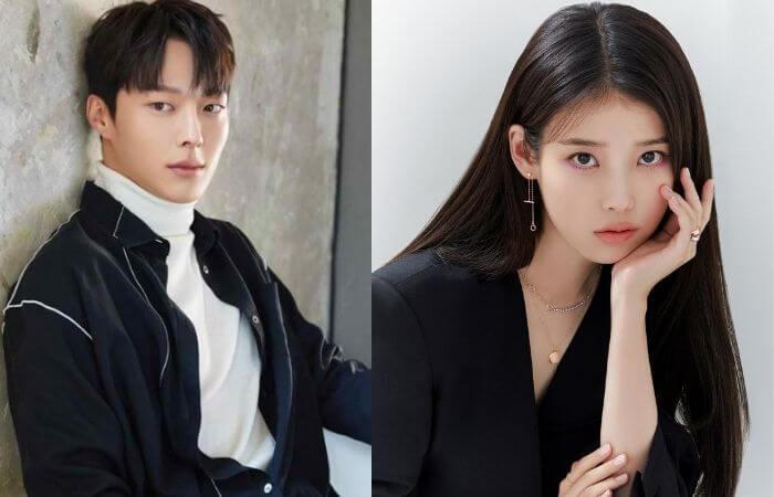 Actress Lee Ji Eun (IU) chose Actor Jang Ki Young as her Kissing Partner Because of His Look