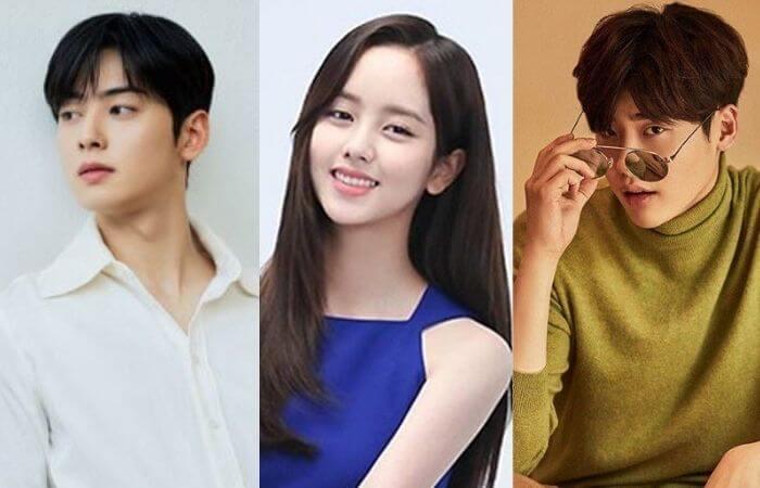 Are Lee Jong Suk, Cha Eun Woo & Kim So Hyun Are Starring in Kdrama Hear My Heartbeat