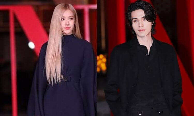 Lee Dong Wook Revealed About His First Meet Up With BLACKPINK Rose