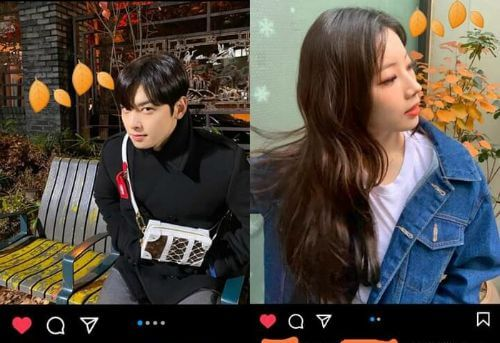 Astro Cha Eun woo & Twice Dahyun Relationship Dispatch Revealed 2021 Updates