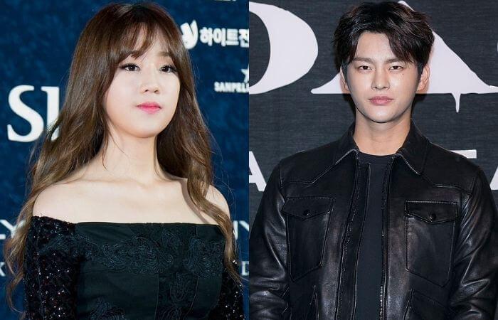 Seo In Guk Park Bo Ram Relationship