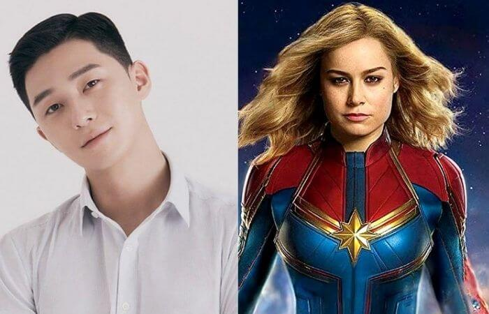 """Park Seo Joon Reported To Join The Brei Larson In """"The Marvels"""""""