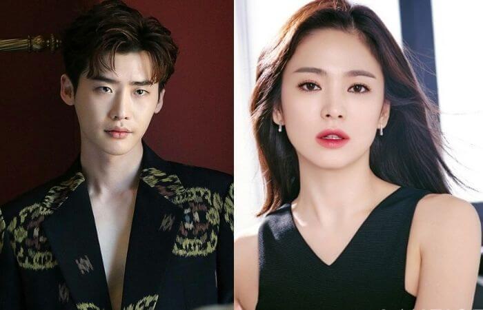 Song Hye Kyo And Lee Jong Suk Starring In An Upcoming Kdrama Shining Ambition
