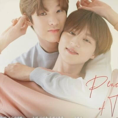 Official poster of Peach of Time Kdrama