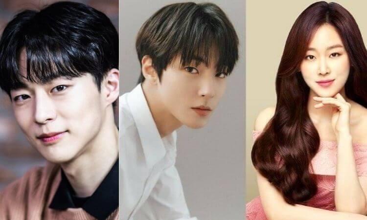 Bae In Hyuk will join Drama Why Oh Soo Jae