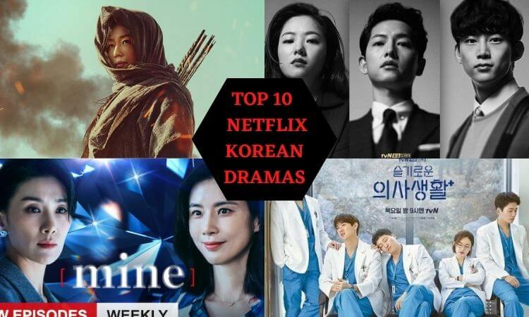 Best Korean Dramas on Netflix in 2021- You Should Watch Right Now