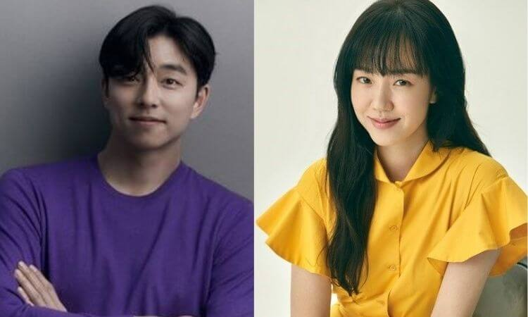 Gong Yoo and Im Soo Jung relationship