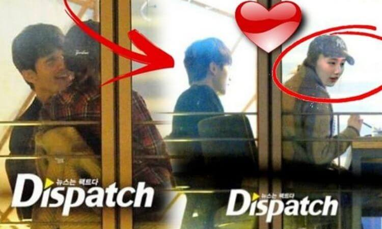 Lee Dong Wook and Suzy Bae Relationship