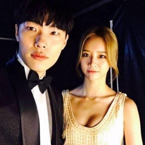 Lee Hye-ri and Ryu Jun Yeol Relationship
