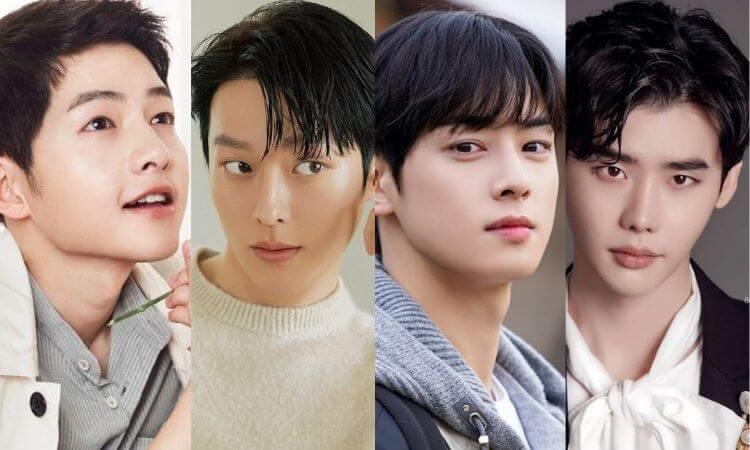 Most Handsome Korean Actors Without Plastic Surgery