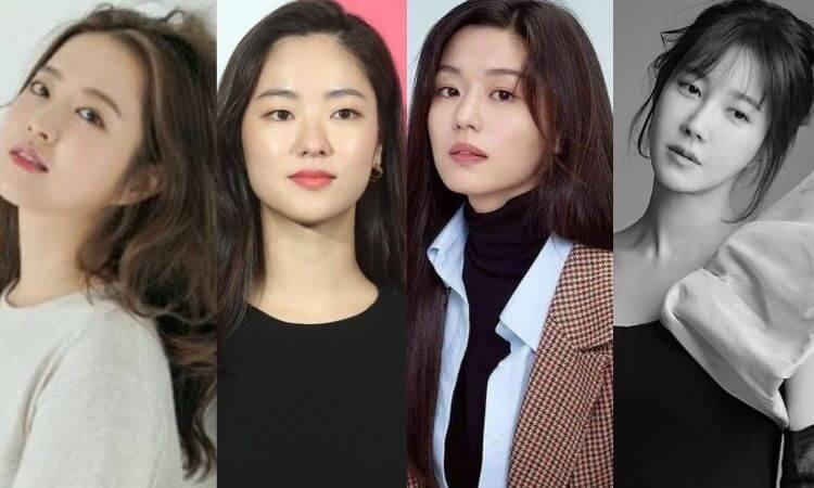 Most Popular Korean Actresses in 2021