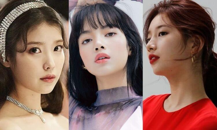 Most Searched K-pop Female Idols on YouTube in 2021