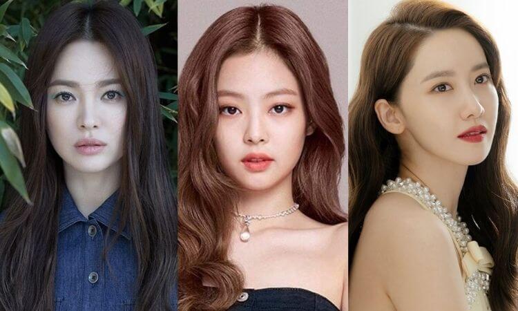 Most Trendiest Korean Faces in Netizens According to Famous Plastic Surgeon