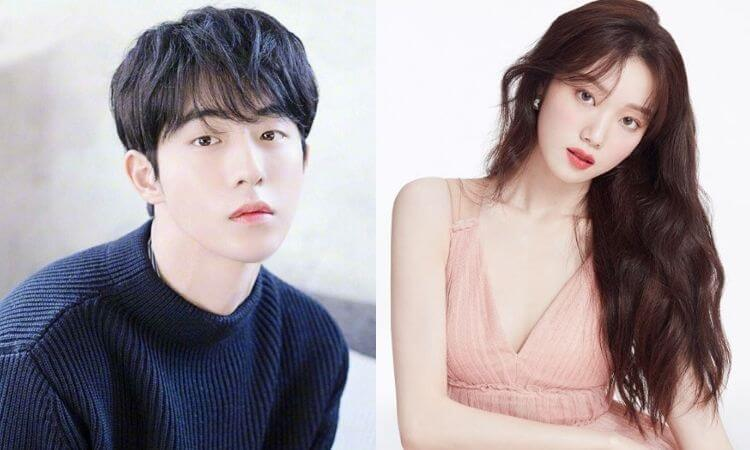 Nam Joo Hyuk and Lee sung Kyung back together in 2021