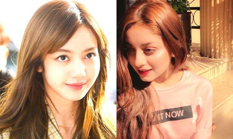 Pakistani Actress Aliza Shah Started to Follow Korean Make-Up Trend
