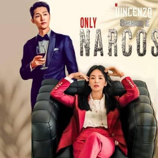 Song Hye Kyo Song Joong Ki Vincenzo Season 2