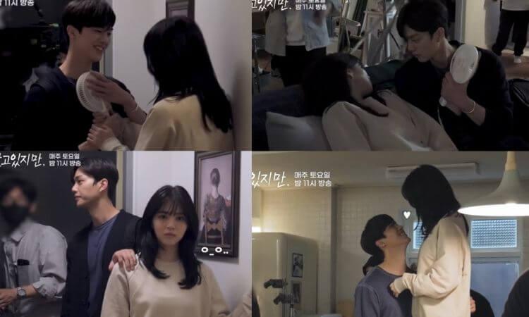 Song Kang And Han Soo Hee Dating & Relationship 2021